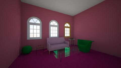 camya - Living room  - by camyaaa