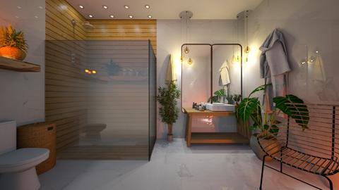 0706 - Bathroom - by diegobbf