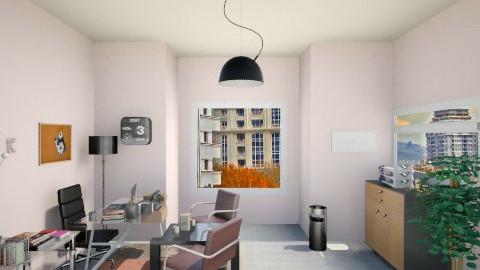 office - Modern - Office  - by kimiia Sadeghi