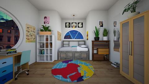 Bedroom 5_5_20 - Bedroom - by Beetle0212