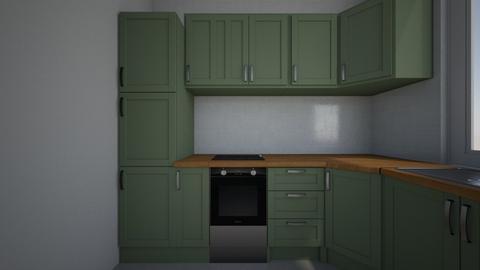kuhinja2 - Kitchen - by _ana_