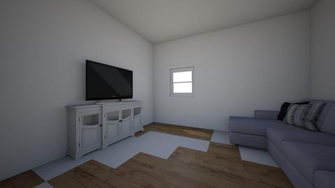 sharella - Living room  - by sharellarojer