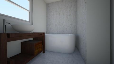 Leif Bathroom - Minimal - Bathroom  - by dfalkman