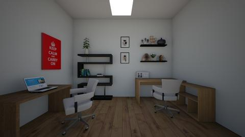 Small office - by NGU0008