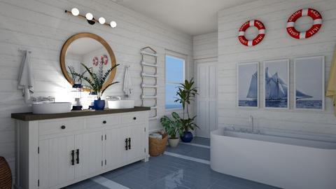 nautical bath - by rebsrebsmmg