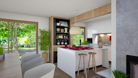 bright alpine - Classic - Kitchen  - by I N N C H I