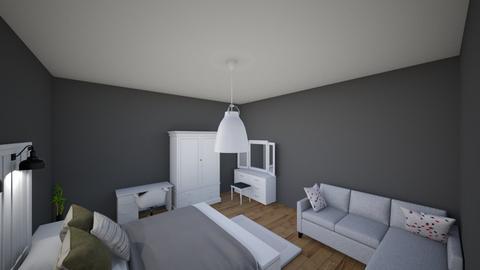 bedroom aya - Bedroom  - by ayakattan