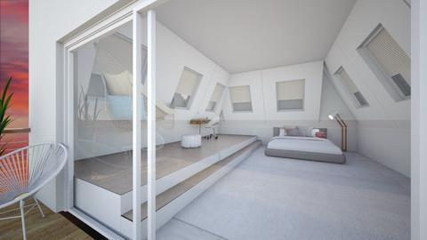 Skylight - Modern - Bedroom  - by Taehyungie