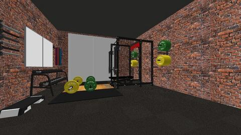 Homegym - by KaatL