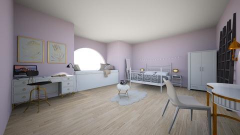bedroom Inae - Bedroom - by Louise167