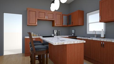 kitchen - Kitchen - by SamHart0811