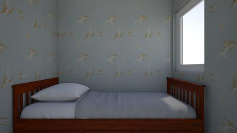 my room - Classic - Bedroom  - by CurrieT