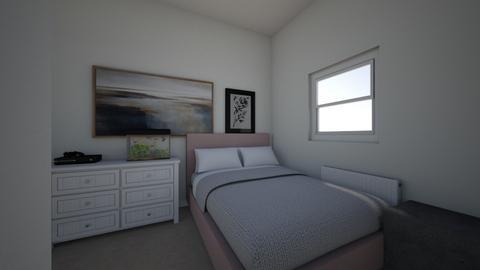 Bedroom - Modern - Bedroom  - by JRxchester