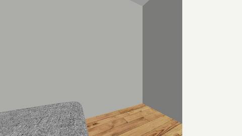 mybedroom - Kids room  - by pawprints_system