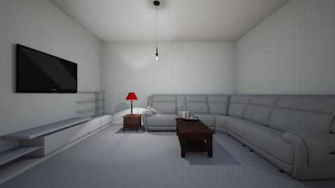 salan - Living room  - by youssebb201