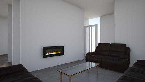 mine - Classic - Living room  - by samfuke