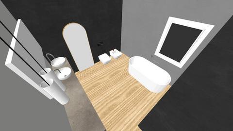 Bagno grande cheap - Bathroom  - by elisadm