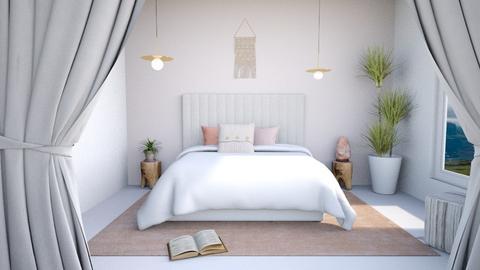 blurry bedroom - Bedroom  - by elia07