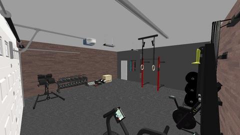 My Gym - by rogue_0d6c8bc1b58eb7eb09809436f6c1c