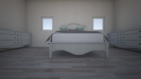 Brooklyn Finlinson - Modern - Bedroom  - by DMS FACS