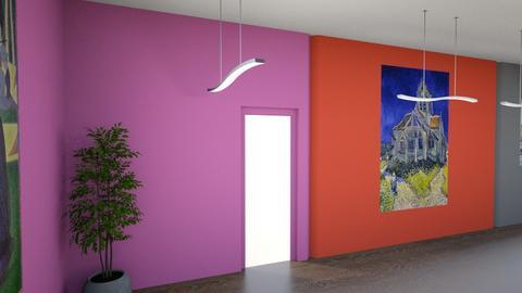 Mostra 2 - Modern - by GandalfBabbano