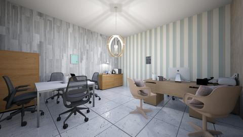 of1 - Office  - by salwa salh