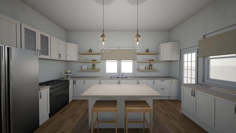 Kitchen - Kitchen - by Annn_ha