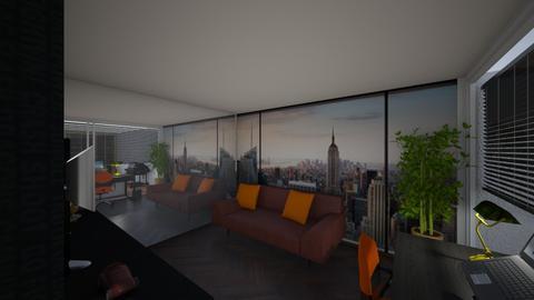 Scheveningen 2 - Living room - by vincentv75