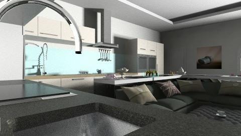 33333 - Classic - Kitchen  - by Bandara Beliketimulla