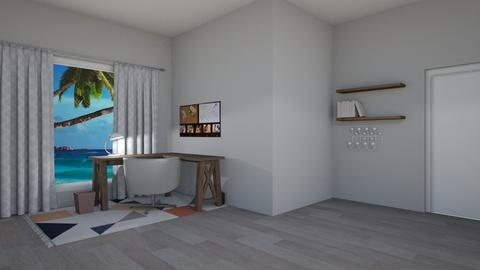 Home Office - Office - by beach2019
