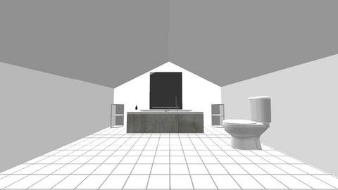 bathroom_2 - Bathroom  - by vezvun15