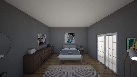 bedroom 1 alt view - Bedroom  - by rstingel1
