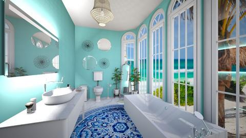 nautica - Bathroom - by rhiannonmechelle