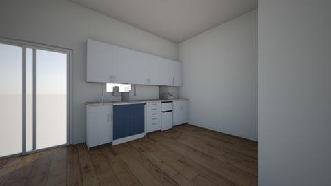 1 - Kitchen  - by sarkaditibor