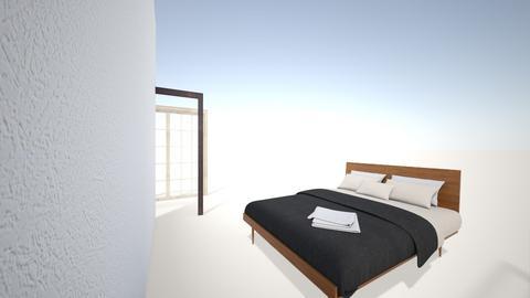 mi cuarto - Modern - Bedroom  - by ObakeSSJ