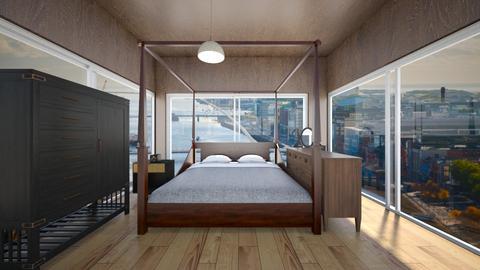 city - Bedroom  - by MomoBeag