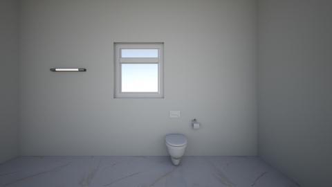 adi1 - Classic - Bathroom  - by adiamoyal