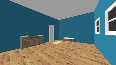 living room - by ellahess