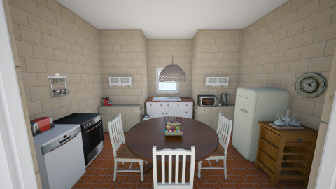 Dream Kitchen and Dining - Country - by sylvana91
