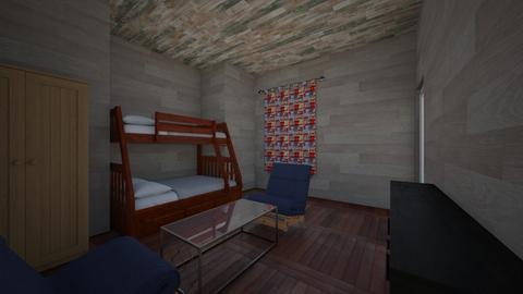 MY ROOM - Kids room  - by LUKA STAVREV