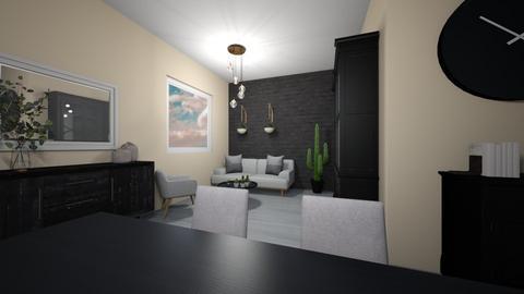 living room contest - Living room  - by Noa Jones
