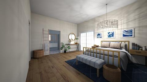 see the sea - Bedroom - by Rachel_Starlanda