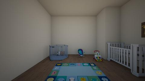 baby boy - Kids room  - by Zivah2010