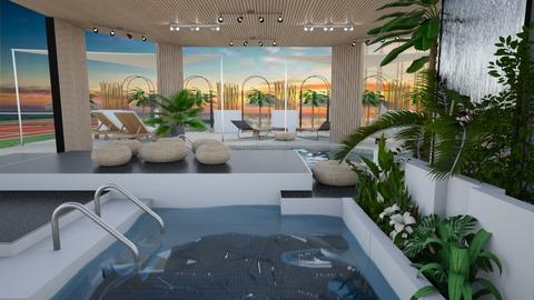 Hotel Pool Templatehhg - by Mounir HSSIN