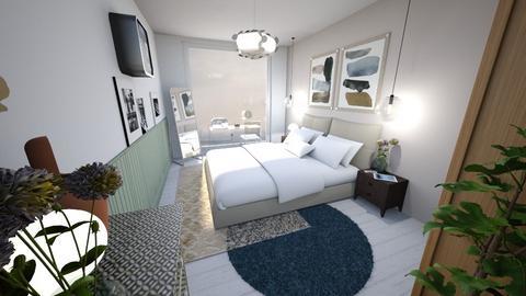 Bedroom - Modern - Bedroom - by jessyctw