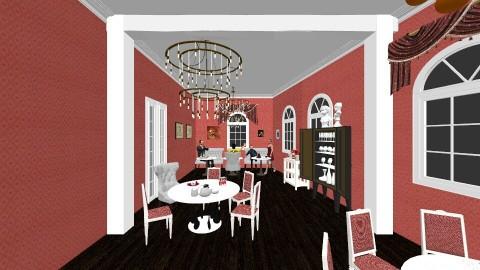 Salon Caffe Antico Greco - by dasconsultproject