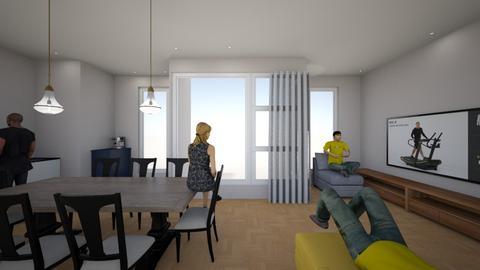 carl1 final - Living room  - by pub_carl