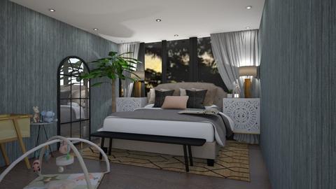 contest_bigwindows - Bedroom  - by Doraisthe_nameofmydoggo12345