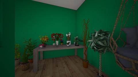 greenroom - Garden  - by seejayy