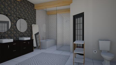 Modern Bath - Bathroom  - by seeeeeesiiiiiiii